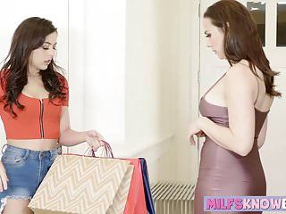 Breasty chanel preston has sixty nine with legal age teenager whitney wright