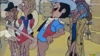 Baschwanza - hawt old school cartoon porn episode