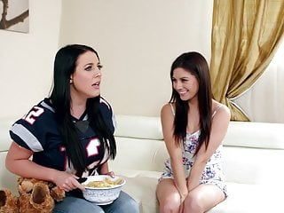 Angela white and her lesbo wife shyla jennings
