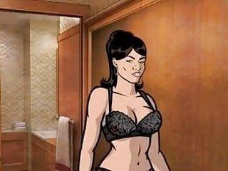 Archer porn clip