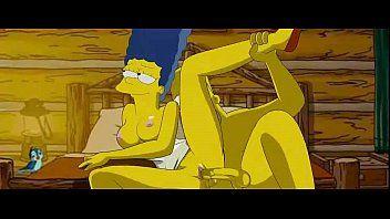 Simpsons sex movie scene