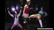 Latex nurses rubberdoll anastasia disciplined by hn rubberella