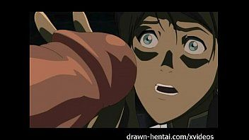 Avatar tentacle - porn legend of korra